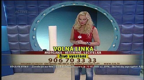 Ukázka z vysílání nového kanálu Active TV