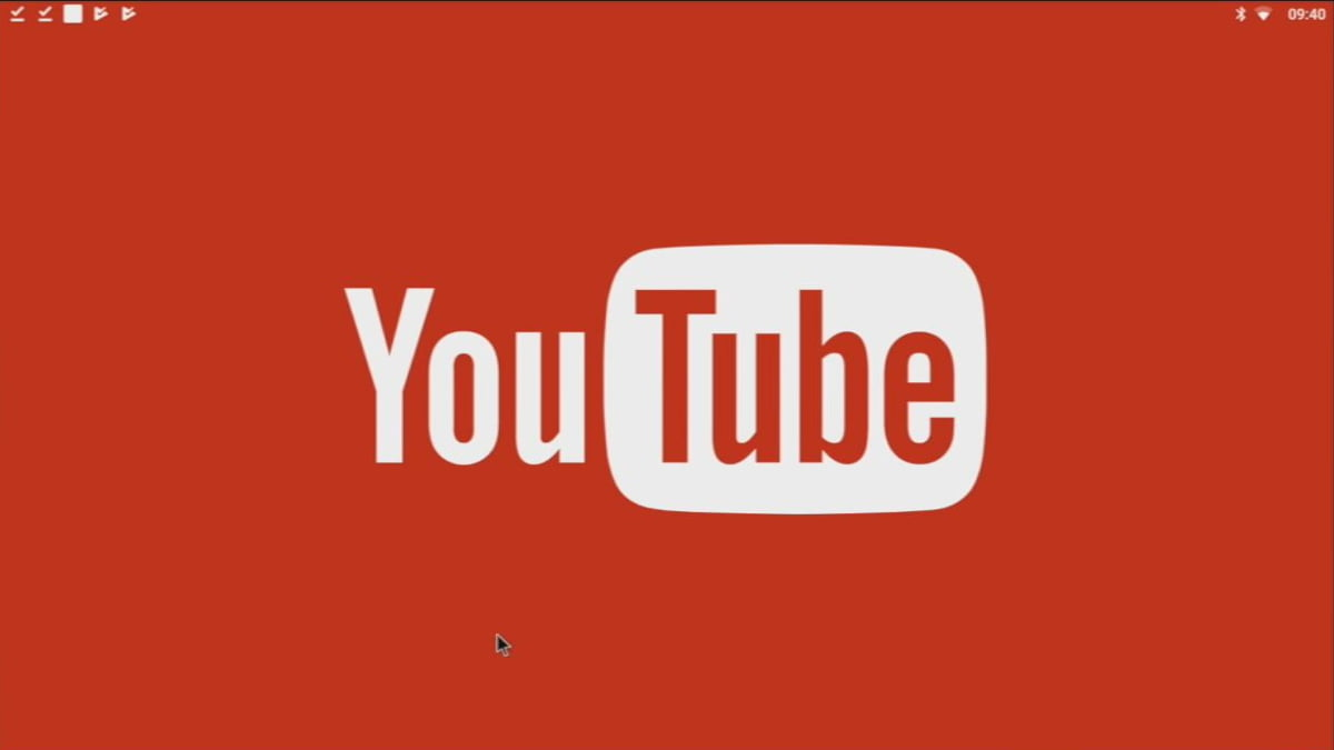 YouTube 1/2