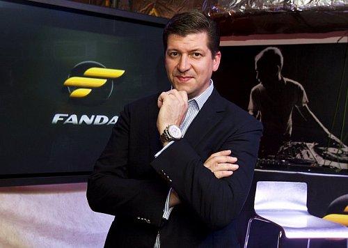 Generální ředitel Novy Jan Andruško má na rozšiřování multiplexu 4 velký zájem. Mediální skupina tu šíří svůj nový program Fanda zaměřený na muže.