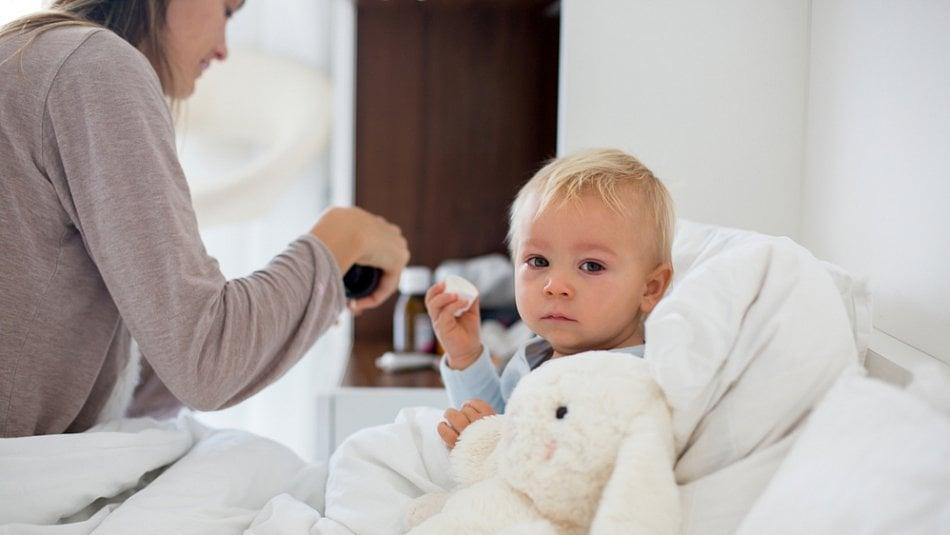 Pro děti jsou lepší antibiotika vsirupu