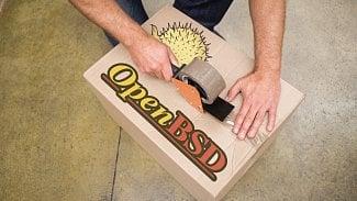 Balíček OpenBSD