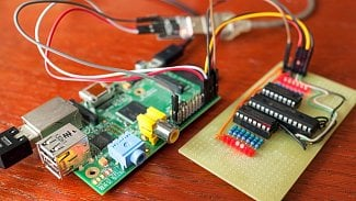 Operace sframebufferem na Raspberry Pi