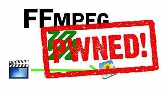 Zranitelný FFmpeg odesílá soubory do internetu
