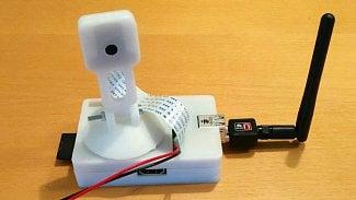 Raspberry Pi noční kamera