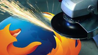 Firefox bruska