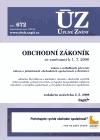 Obchodní zákoník 2008