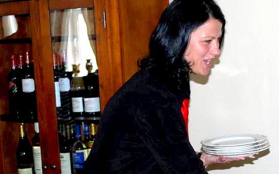 Knossos - obsluha