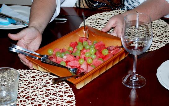 Knossos - jídlo 3