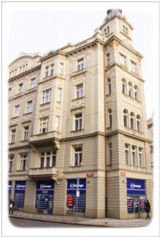 Exchange budova