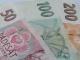 Neklidné úrokové sazby koruny české
