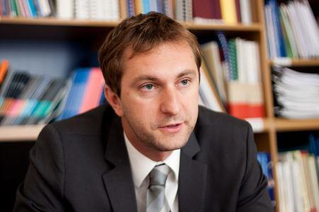 David Ondráčka, Transparency International