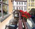 Gurmán - Grand Café Orient - balkon