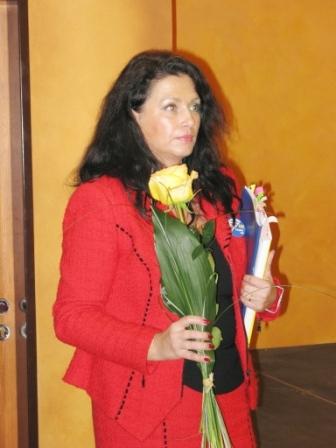 BS: Jana Bobošíková - ze semináře