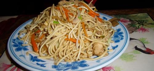 Čínská restaurace 1