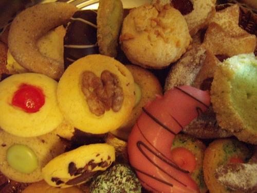 Saint Tropez cukroví