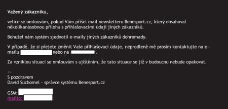 benesport.cz