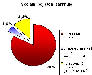Sociální pojištění