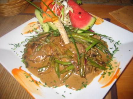 Tibor jídlo