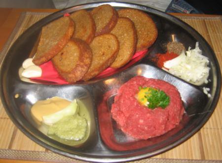 Tibor jídlo I
