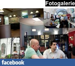 Příběhy: Kavárna Tomáše a Mirka galerie