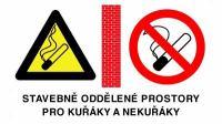 kouření, zákaz, cigarety, dým
