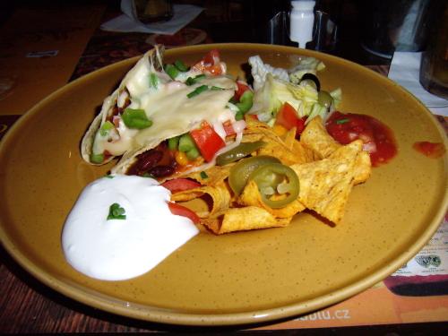 La Casa Blů tacos