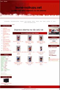 www.levne-nakupy.net