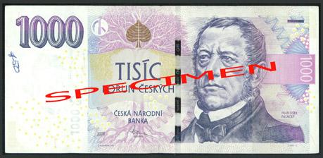 Poškozené bankovky 1 - standard