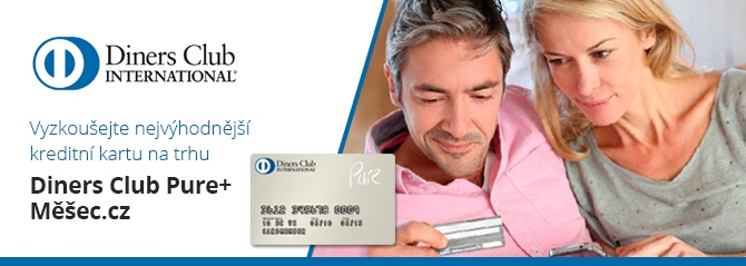 Kreditní karta Diners club