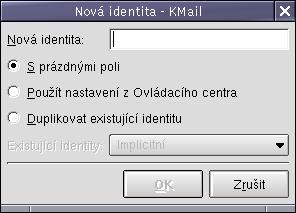 Nová identita