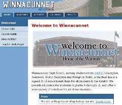 Prezentace Winnacunnet High School