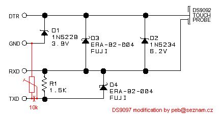 schéma DS9097