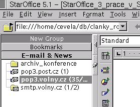 SO mail, screenshot