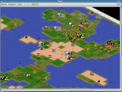 Freeciv screenshot