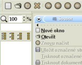 ikony - výchozí velikost