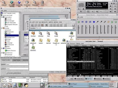 KDE 2.0