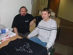 David Sugar a Radoomek