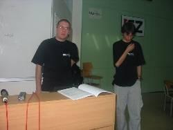 Juraj Bednár, Rastislav Rickhart