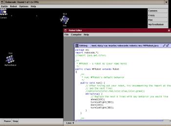 Robocode IDE