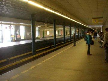 Černý Most metro