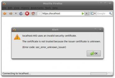 SSL a Apache