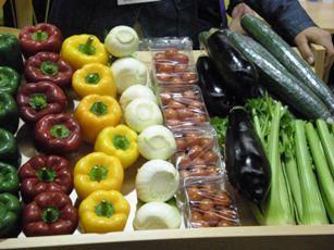 bio-zelenina