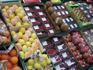 bio-ovoce