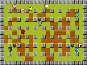 Bomberman Multi 1.0 - náhled
