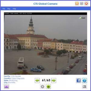 CTSGlobalCamera 2.1.0 - náhled