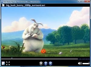 VSO Media Player 1.6.19.528 - náhled