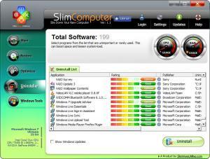 SlimComputer 1.3.30878 - náhled