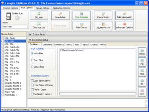 Limagito FileMover 10.12.14.0 - náhled