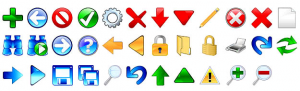 Free Vista Toolbar Icon Collections - náhled