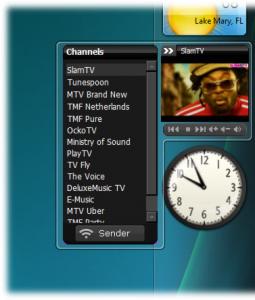 Audials TV 1.3 - náhled